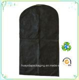 비 길쌈된 먼지 증거 한 벌 덮개 여행용 양복 커버