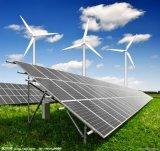 Sistema híbrido de vento solar de alta freqüência 5kw para uso doméstico