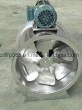 Aço inoxidável anticorrosão de PRFV sopradores do ventilador axial para a fábrica