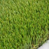 3X parabolische de w-Vezel van de Hitte Weerspiegelende Vorm die Kunstmatig Gras voor Binnenplaats modelleren