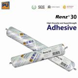 Puate d'étanchéité corrigeante rapide du polyuréthane (unité centrale) pour l'adhérence en verre de véhicule (RENZ 30)