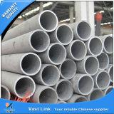 Tubo dell'acciaio inossidabile 201 con buona qualità