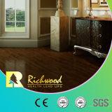 Pavimento em laminado de alto brilho de parquet de carvalho E0 HDD de 12,3 mm E0 HDF
