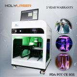 Retrato 3D Vidro cristal Preço máquina de gravação a laser fotográfico laser