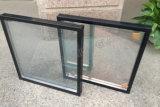 窓ガラスのための5+12A+5平らな形の絶縁ガラス