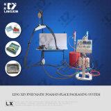 Fornecedor de máquinas de embalagem de espuma de poliuretano
