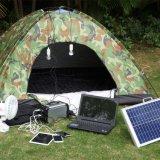 粉砕のコーヒーのためのかラップトップまたはOnewheel+キャンプの太陽エネルギーの発電機は行く