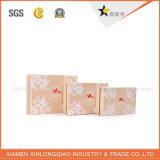 Коробка пакета шарфа Matt высокого качества поверхностным напечатанная цветом