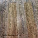 Azulejo de suelo de madera auto-adhesivo del vinilo del PVC del hogar