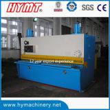 Машинное оборудование вырезывания режа машинного оборудования гидровлической гильотины QC11y-10X3200/стальной плиты
