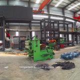 Machine d'enduit, machines en acier galvanisées d'enduit, ligne d'enduit continue de couleur