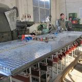 A fibra de vidro reforçou o polímero FRP moldado e máquina Grating de Pultruded