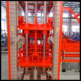 Qt6-15 Chaîne de production de brique de béton à béton automatique