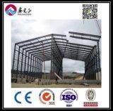 Structure en acier de construction de l'atelier mobile (BYSS007)