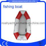 Pliage en PVC gonflable Taille du bateau de pêche 200-330cm