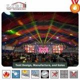 La estructura de PVC de aluminio de gran carpa carpa salón para eventos al aire libre asiento 2500