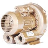 ventilador de alta presión del anillo de la CA 1.3kw 1.7HP de 1-Phase 220V en cargador de la tolva