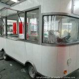 حارّ عمليّة بيع طعام شاحنة [فست فوود] [فن] [تريلر] في شبه جزيرة عربيّة سعوديّ