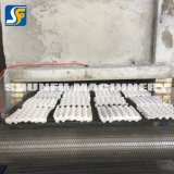 Bandeja del huevo que hace la cadena de producción/la máquina de la bandeja del huevo de la pulpa del papel usado