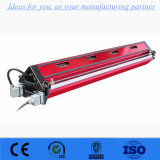 L'aria ha raffreddato la pressa di vulcanizzazione del nastro trasportatore di Hz-2100 PVC/PU