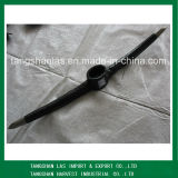 Outil agricole Hot Sale Railway Steel Pickaxe Head