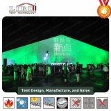 Большой роскошный Wedding шатер Hall с освещать для 2000 венчаний людей