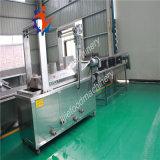 Kontinuierliche bratene Maschine mit dem Öl De-Oilling, das für Chips filtert