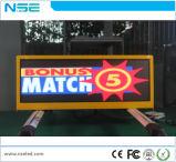P5 LED Digital Ecrã de publicidade para exibição de táxi