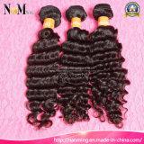 最もよい中国の毛ボディ波か深い波または巻き毛はまたは緩くまたはまっすぐな中国のバージンの毛振る