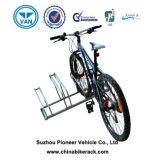 Ausgezeichnete nicht rostende galvanisierte Fahrrad-Zahnstange des Fußboden-Best-4