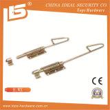 A ras de la puerta de hierro Solide Bloqueo (WX)