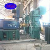 Jsmkr는 중국 공장에서 강철 회전 생산 라인을 이용했다
