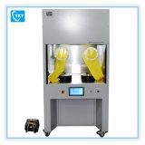 Dispositivo a induzione di rotazione di vuoto di purificazione/macchina di rivestimento con due l'applicatore della stazione di lavoro Cy-Gkf411/Film