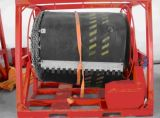 Раздувное заграждение сдерживания расслоины масла PVC, резиновый нефтяной бум