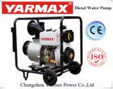 "Ferro Fundido Yarmax irrigação agrícola 1,5 polegadas 1,5"" diesel da bomba de água portátil Ymdp15I Fabricante"