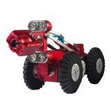 Abwasserkanal-Inspektion-Gleisketten-Roboter für Rohrleitung-Befund