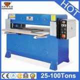 Hg-A40T Tipo Liso Tetrastyle Hidráulica prensas de esponja máquina de corte