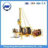 土および石の井戸の掘削装置機械をあけるための携帯機器