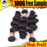 Стандартный вес большинств популярные волосы волны Kbl бразильские свободные