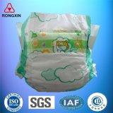 Constructeurs remplaçables de couches-culottes de bébé en Chine