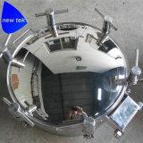 Гигиеническое круглое вспомогательное оборудование бака крышки люка -лаза давления санитарное