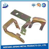 Lamiera sottile di taglio della lega di alluminio che timbra le parti con servizio saldatura/di piegamento
