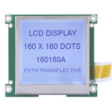Tn LCD Positive LCD Panel met Pin Connector