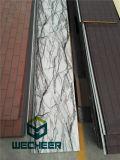 大理石デザイン壁の装飾のパネルの石の質のインシュレーション・ボード