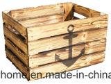 Accueil de stockage du bois de la Caisse de boîtes de fournitures Jardin Garage de cuisine