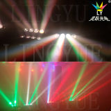 Fase de LED de luz do farol Aranha do Cabeçote Móvel com 8 cabeças de corte