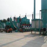 6ton/H作動中木製の餌機械生産ライン
