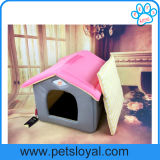 Novo design do fabricante Cão Pet Cat Bed House
