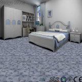 Commerce de gros tapis résidentiel lâche de jeter un revêtement de sol en vinyle PVC en plastique