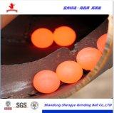Подложных шлифовки стальной шарик средств массовой информации в соответствии с ISO 9001